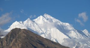 Mount Rakaposhi, Karakoram, Pakistan. Author and Copyright Marco Ramerini