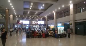 Seoul Incheon Airport, South Korea. Author and Copyright Marco Ramerini
