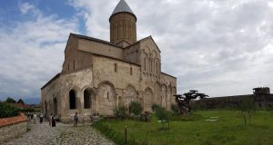 Alaverdi Cathedral, Georgia. Author and Copyright Marco Ramerini