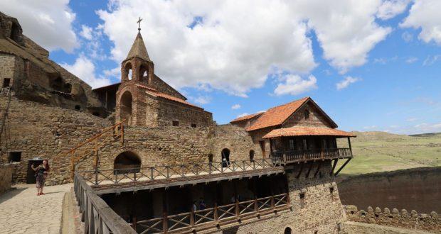 Davit Gareja Kloster, Georgien. Autor und Copyright Marco Ramerini.