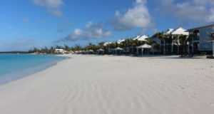 Cape Santa Maria Beach Resort, Long Island, Bahamas. Author and Copyright Marco Ramerini ..