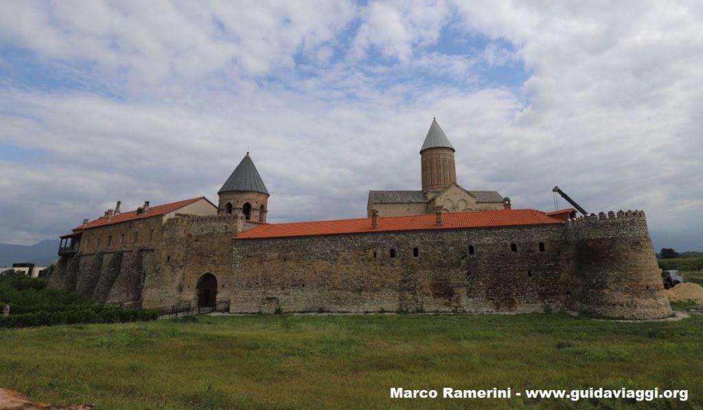 Alaverdi Cathedral, Georgia. Author and Copyright Marco Ramerini,