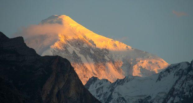 Diran Peak, Karakorum, Pakistan. Author and Copyright Marco Ramerini