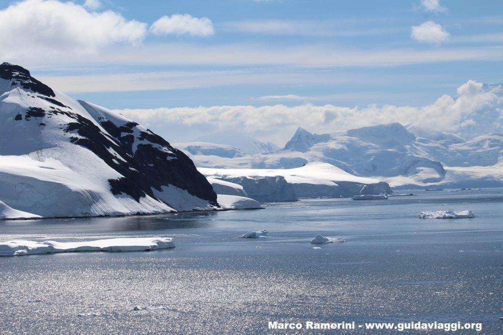 Paradise Harbor, Antarctica. Author and Copyright Marco Ramerini