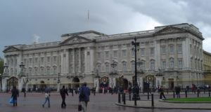 Buckingham Palace, London. Author and Copyright Niccolò di Lalla