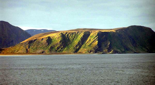 Mageroya Island, Norway. Author and Copyright Marco Ramerini