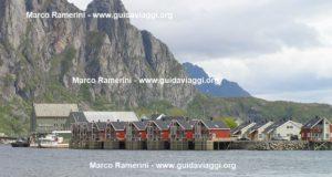 Lofoten islands, Norway. Author and Copryright Marco Ramerini