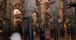 Mezquita, Cordoba, Andalusia, Spain. Author and Copyright Liliana Ramerini.