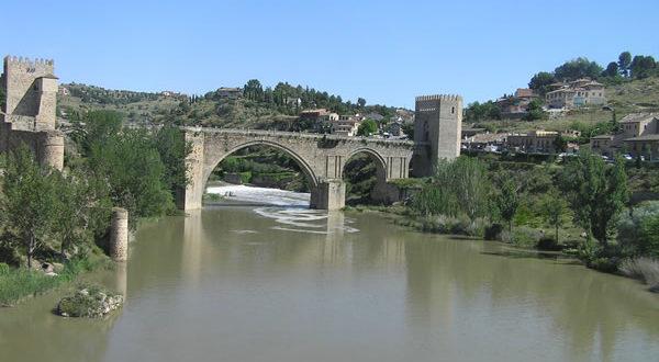 Puente de Alcántara, Toledo, Spain. Author Marco Ramerini