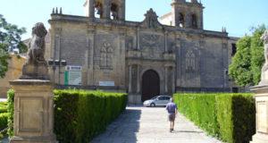 Real Colegiata y Sacra Iglesia de Santa María la Mayor de los Reales Alcázares, Ubeda, Andalusia, Spain. Author and Copyright Liliana Ramerini