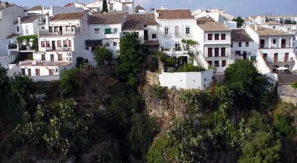 Ronda, Andalusia, Spain. Author and Copyright Liliana Ramerini