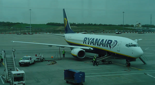 Stansted Airport, London. Author and Copyright Niccolò di Lalla