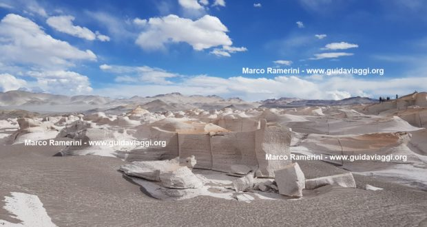 Pumice Stone Field, Puna, Argentina. Author and Copyright Marco Ramerini