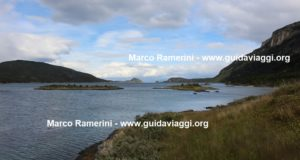 Fin del Mundo, Lapatia Bay, Tierra del Fuego National Park, Argentina. Author and Copyright Marco Ramerini