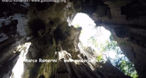 Sawa-I-Lau cave, Yasawa, Fiji. Author and Copyright Marco Ramerini.