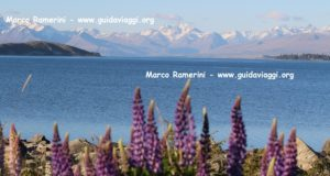 Lake Tekapo, New Zealand. Author and Copyright Marco Ramerini