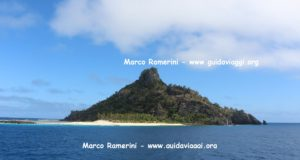 Monuriki Island, Mamanuca, Fiji. Author and Copyright Marco Ramerini
