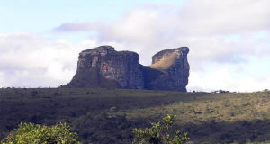 Morro do Camelo, Chapada Diamantina, Bahia, Brazil. Author and Copyright Marco Ramerini