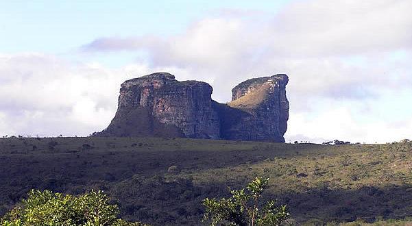 Morro do Camelo, Chapada Diamantina, Bahia, Brazil. Author and Copyright Marco Ramerini