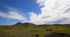 Rano Raraku, Easter Island, Chile. Author and Copyright Marco Ramerini ...