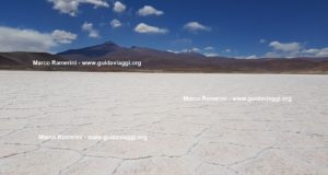 Salar de Pocitos, Argentina. Author and Copyright Marco Ramerini