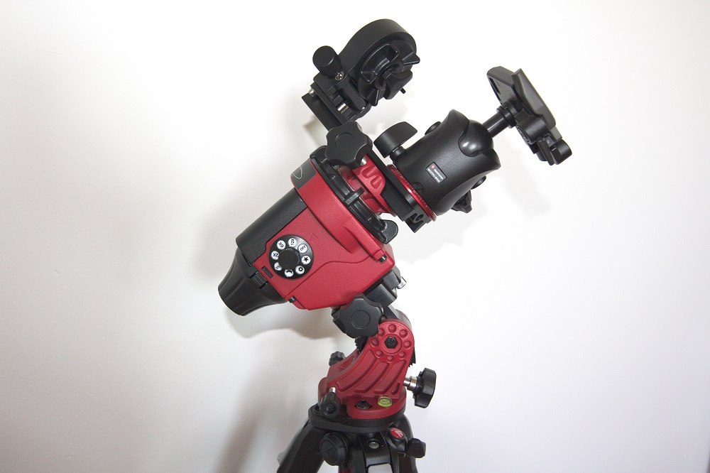 Photographing the night sky. Sky Adventurer SkyWatcher.