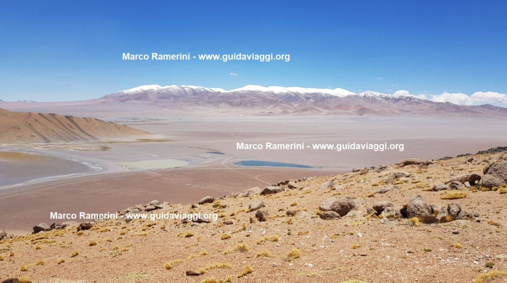 Galàn volcano, Puna, Argentina. Author and Copyright Marco Ramerini