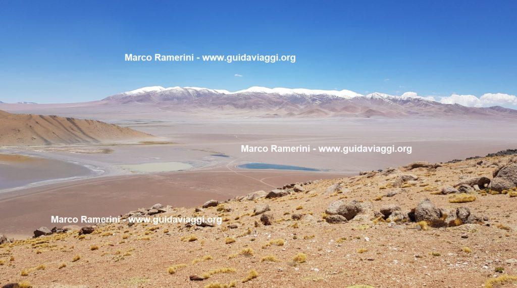 Galàn volcano, Puna, Argentina. Author and Copyright Marco Ramerini
