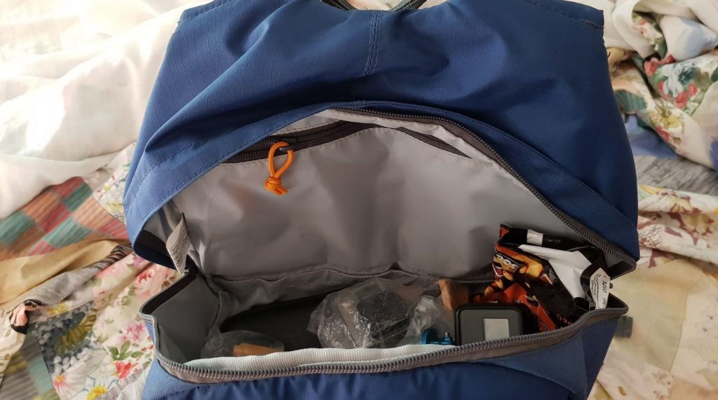 Travel photo backpack, Lowepro BP 250 AW