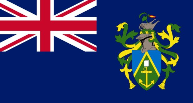 Pitcairn Flagge