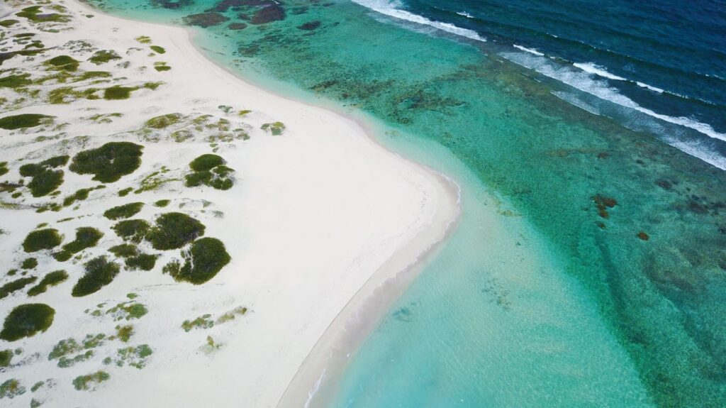 Boca Grandi, Aruba. Photo Aruba Tourism Authority.