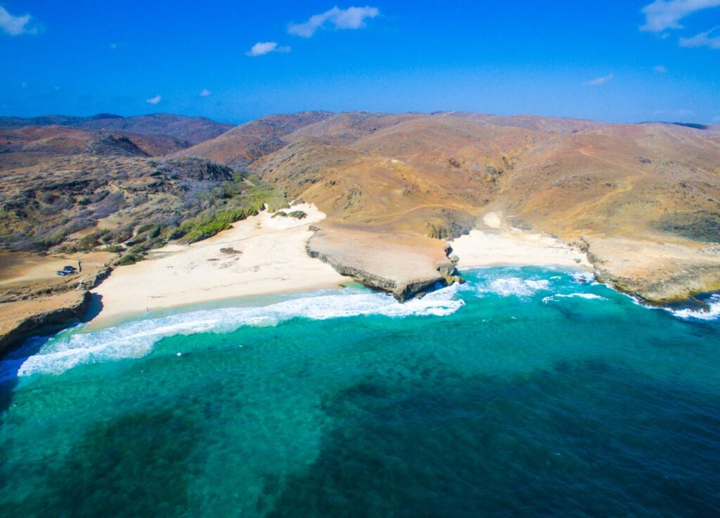 Dos Playa, Aruba. Photo Aruba Tourism Authority.