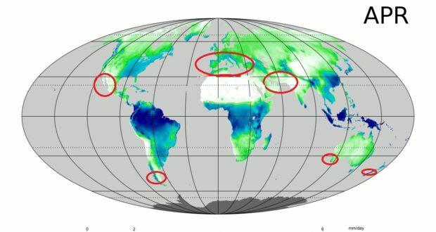 Wohin im April? Welche Länder haben in diesem Monat das beste Klima? Autor MeanMonthlyP