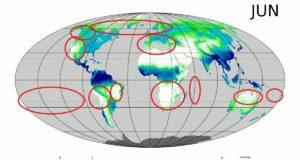 Wohin im Juni? Welche Länder haben in diesem Monat das beste Klima? Autor MeanMonthl.yP