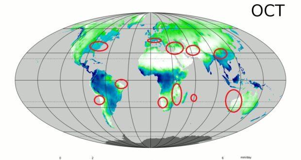 Wohin im Oktober? Welche Länder haben in diesem Monat das beste Klima? Autor MeanMonthl.yP
