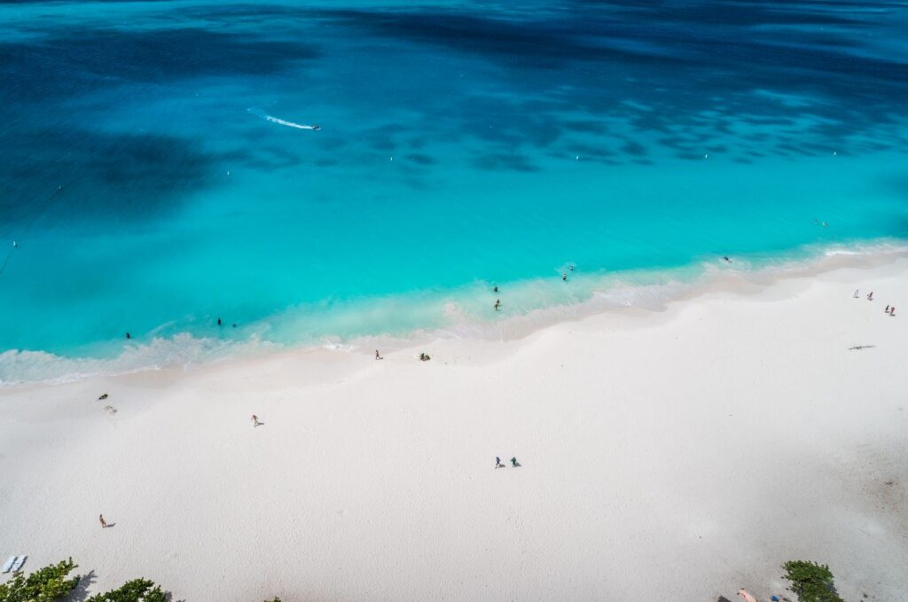 Eagle Beach, Aruba. Photo Aruba Tourism Authority.