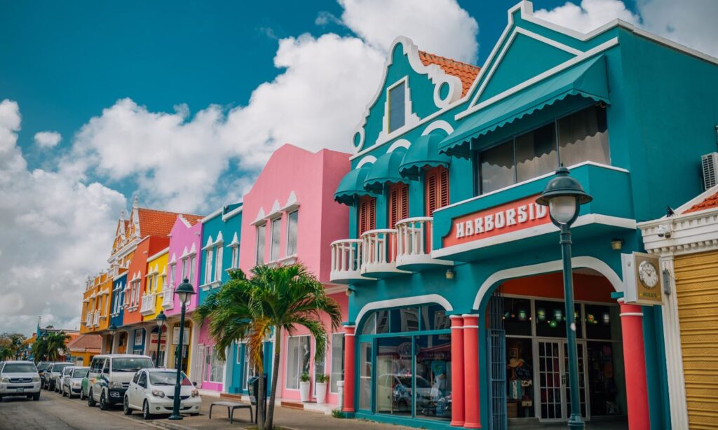 Kralendijk, Bonaire. Photo Credit Bonaire Tourism