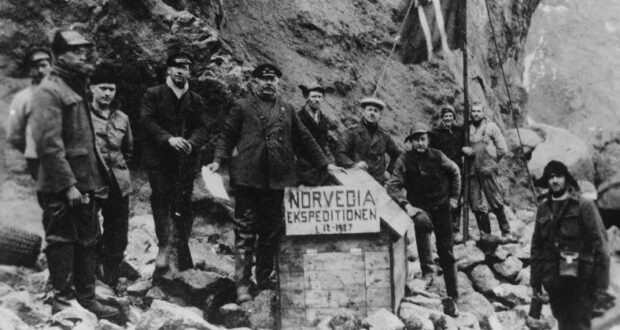 The Norwegian expedition of 1927, Bouvet Island