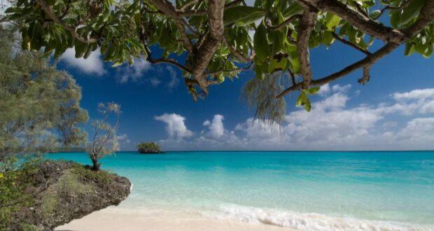 Luengoni, Lifou, New Caledonia. © P. Dancel NCTPS
