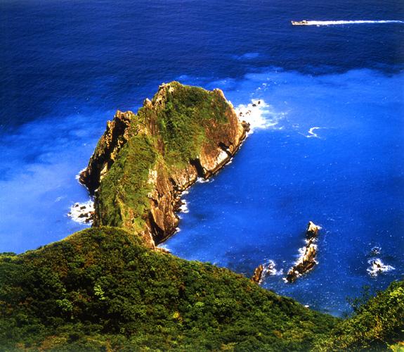 Niaoyan Cape, Nanfangao, Yilan County, Taiwan. Photo courtesy Taiwan Tourism Bureau