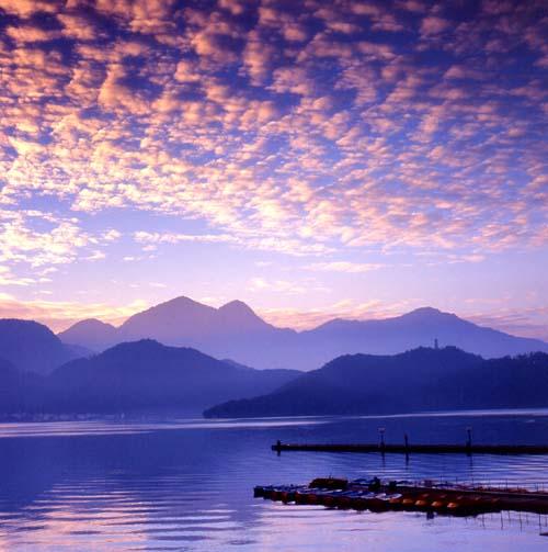 Sun Moon Lake. Photo courtesy Tourism Bureau