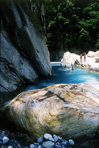 Taroko Gorge. Photo courtesy Tourism Bureau