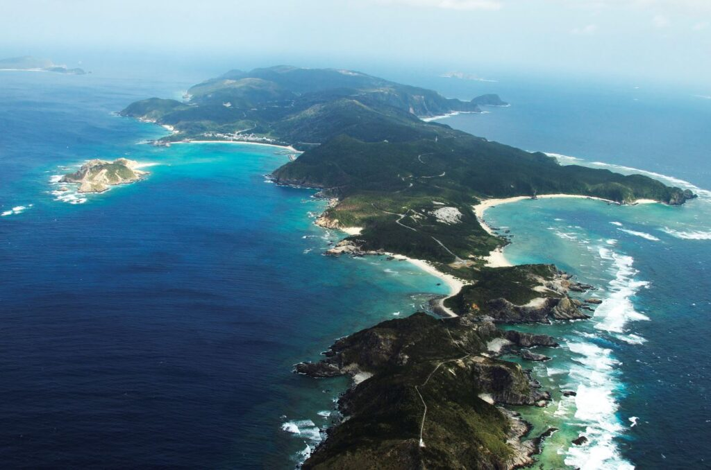 Tokashiki, Kerama Islands, Japon. Credit [©Convention&Visitors Bureau] or [©OCVB]